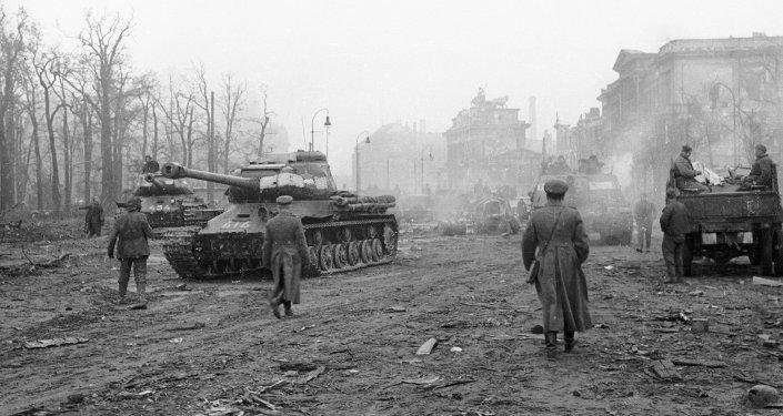 الجنود السوفييت