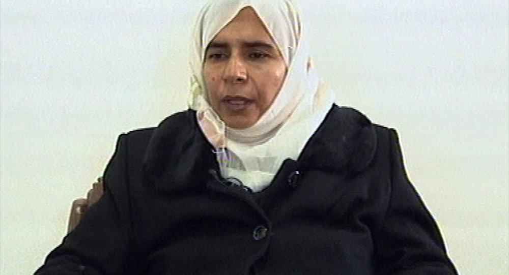 ساجدة مبارك عطروز الريشاوي