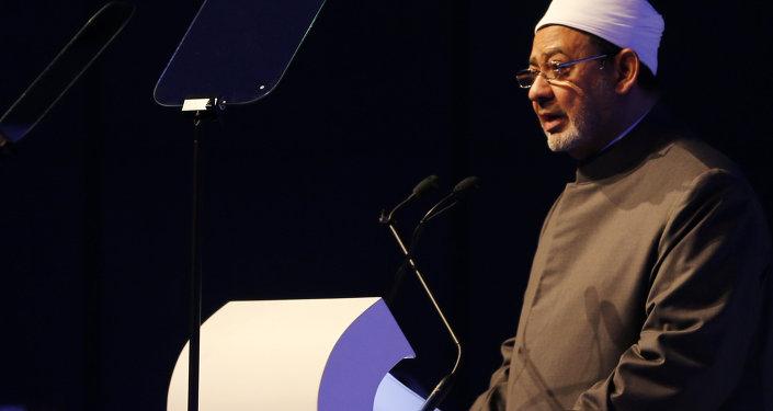 شيخ الأزهر الإمام الأكبر الشيخ أحمد الطيب