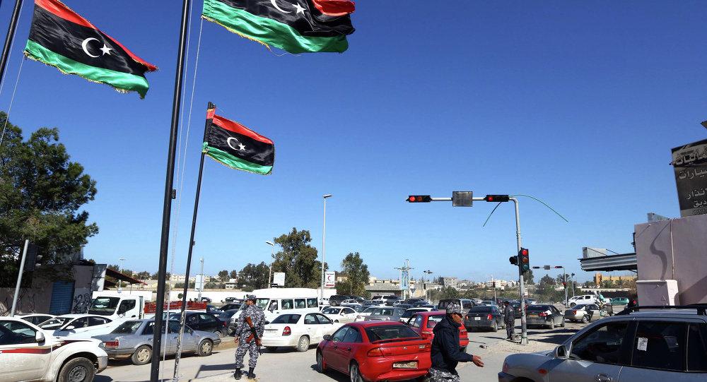 أعلام ليبية