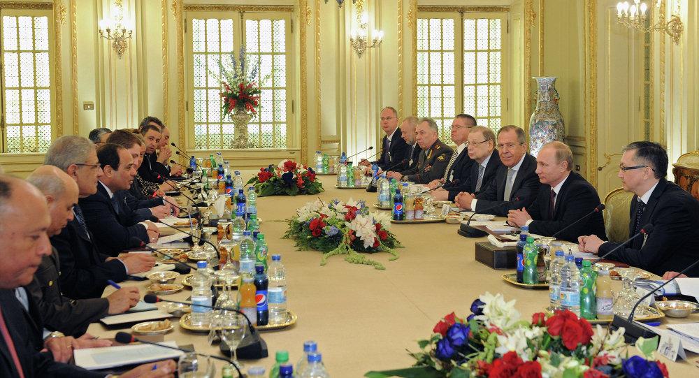 اليوم الثاني لزيارة بوتين