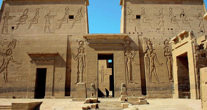 أثار مصرية