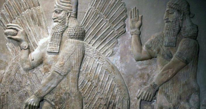 الإمبراطورية الآشورية