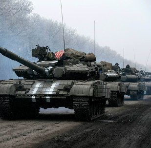 دبابات الجيش الأوكراني
