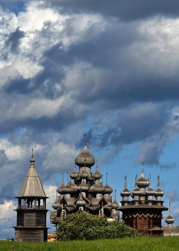 كيجي - جزيرة الكنائس الخشبية الروسية