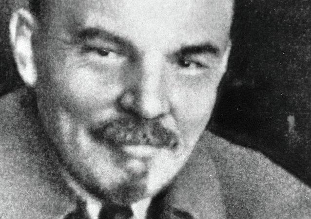 فلاديمير لينين