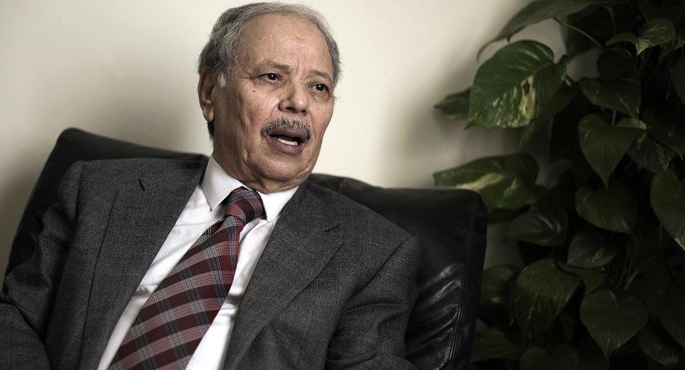 السفير أحمد بن حلي