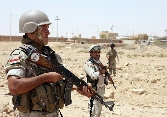 جنود الجيش العراقي