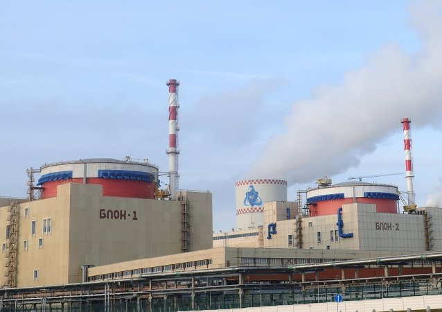 محطة نووية للطاقة الكهربائية