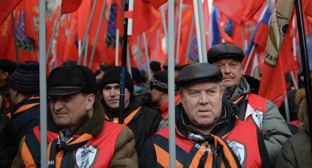 الحركة الروسية لـ الميدان الأوكراني