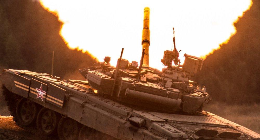 دبابة تي 90
