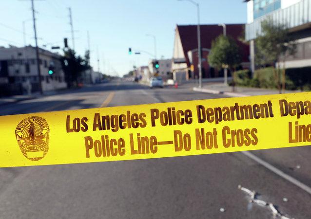 شرطة لوس أنجيلوس