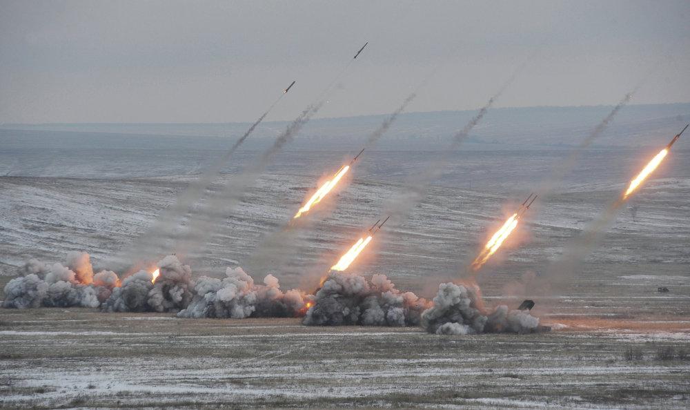 قاذفة TOS-1A