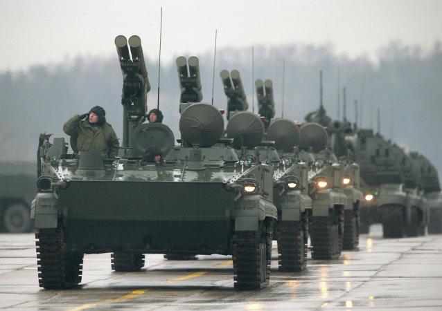 منظومة خريزانتيما قاتلة الدبابات والسفن