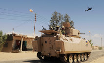 الجيش المصري في سيناء