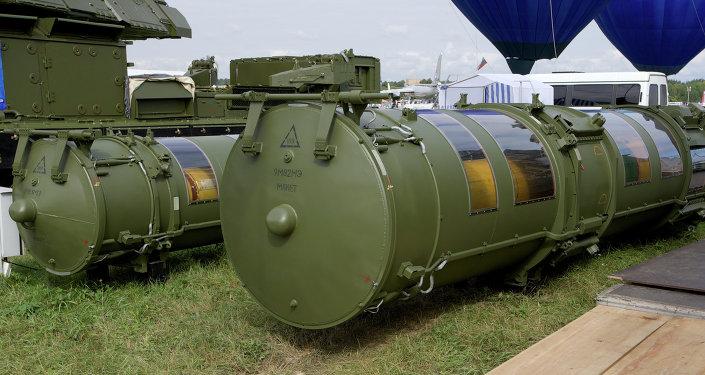 منظومة أنتى-2500 الروسية للدفاع الجوي