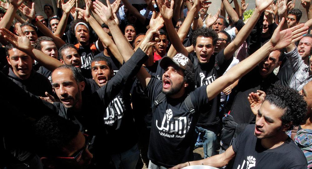 حركة شباب 6 أبريل