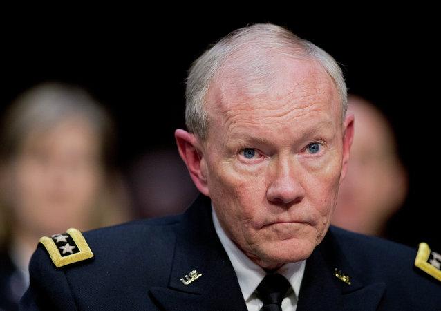 مارتن ديمبسي رئيس هيئة الأركان المشتركة للقوات المسلحة الأمريكية