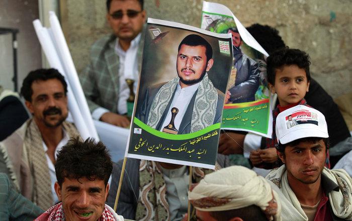 صورة عبدالملك الحوثي
