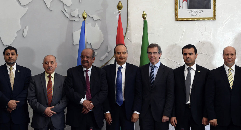 قادة الأحزاب الليبية يصدرون إعلان الجزائر لإنهاء الانقسام وتشكيل حكومة توافق