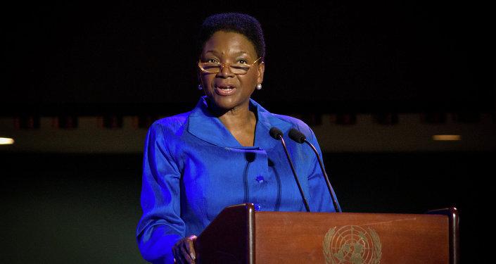 فاليري آموس وكيلة الأمين العام للأمم المتحدة للشؤون الإنسانية