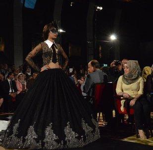 عرض الأزياء  في العراق