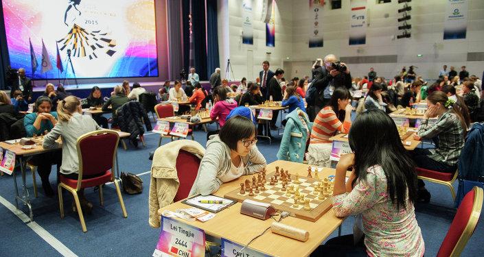 بطولة العالم للشطرنج للسيدات