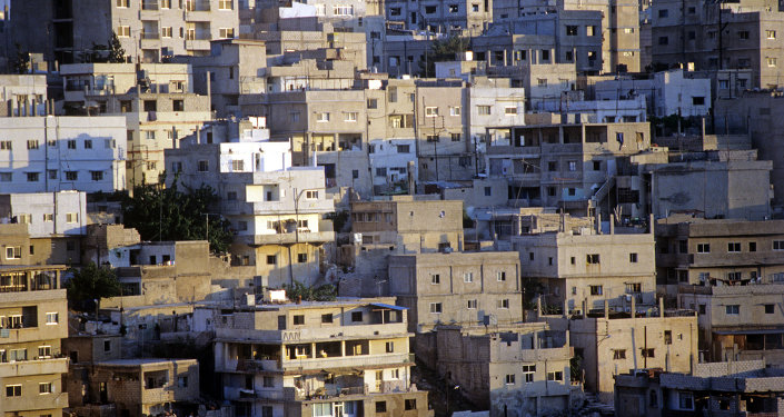 عاصمة الأردن عمان