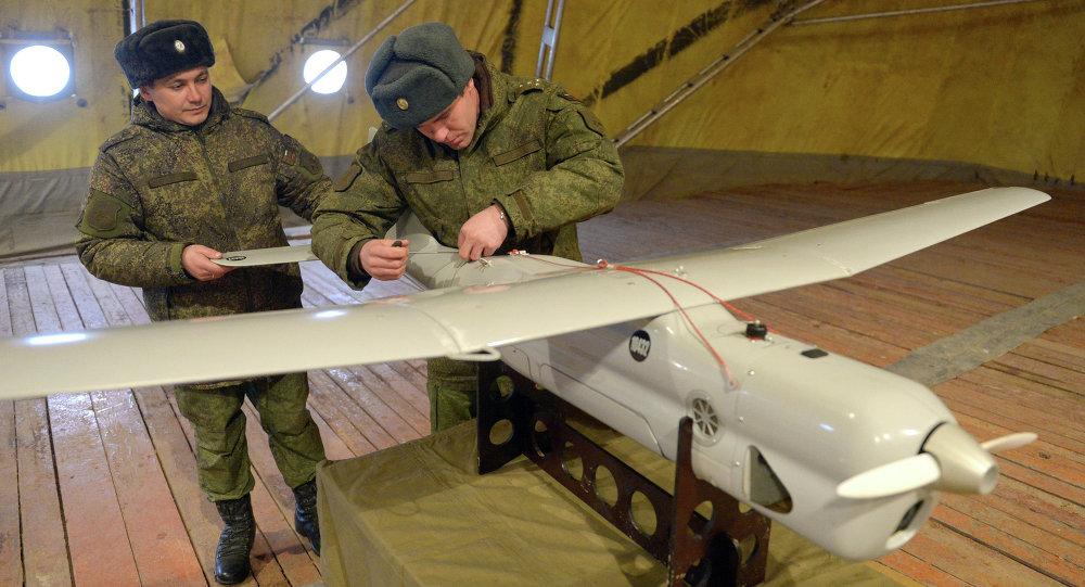 مركز للطيران الموجه تابع لوزارة الدفاع الروسية