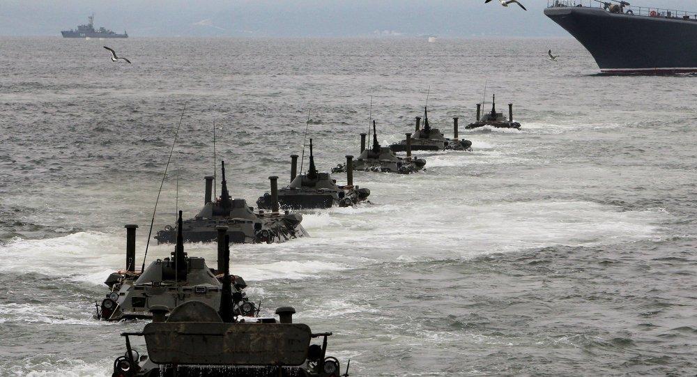 أسطول المحيط الهادئ الروسي