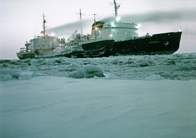 كاسحة الجليد