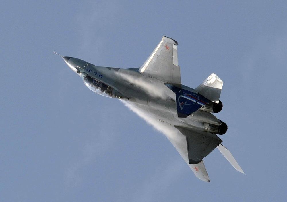 المقاتلة الروسية ميغ-35