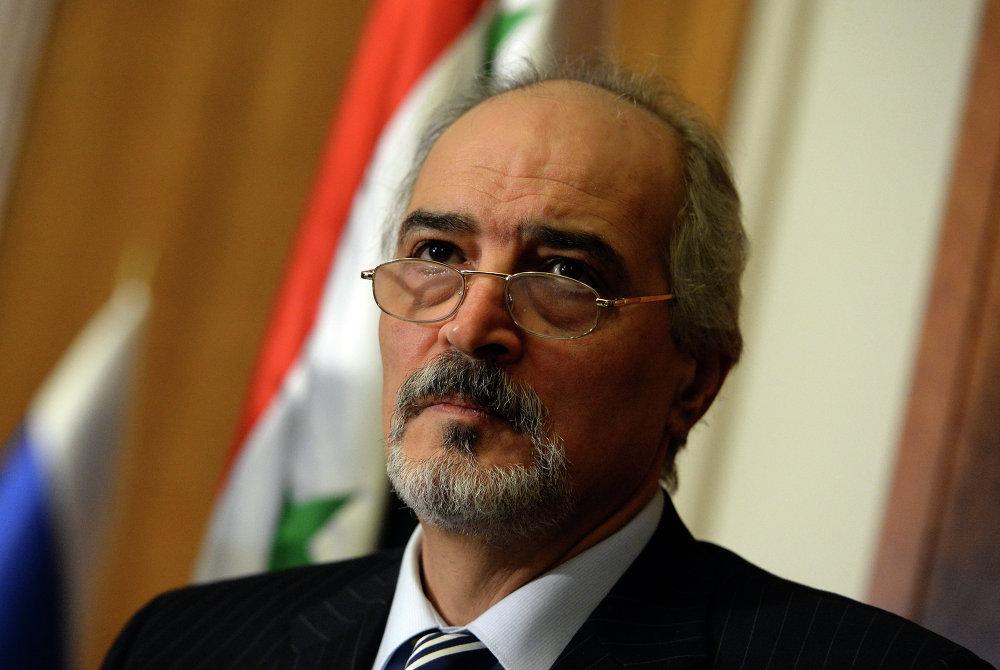 الجعفري: تركيا تنتهك السيادة السورية ولا حوار معها في أستانا