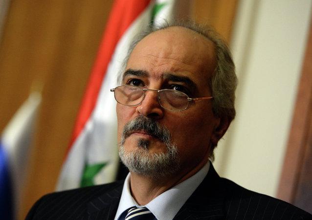 بشار الجعفري