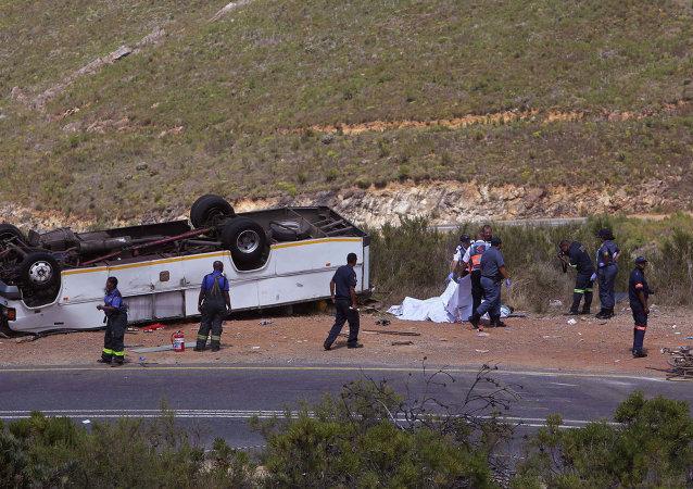 حادث سير صورة أرشيفية