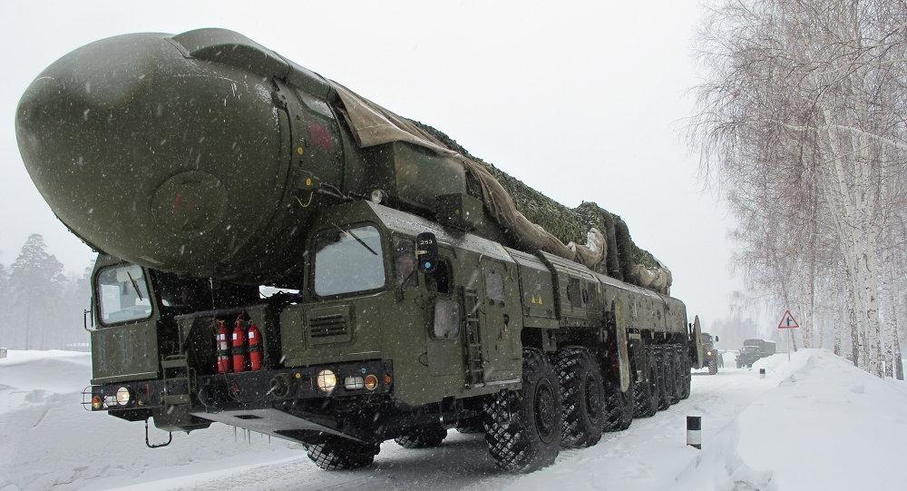 صاروخ يارس الاستراتيجي
