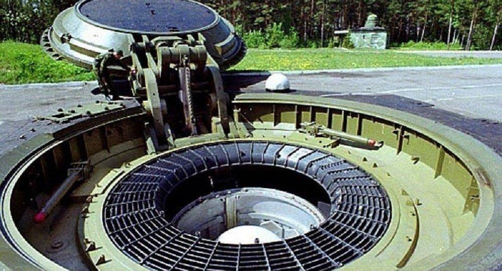 الصاروخ النووي الاستراتيجي يارس