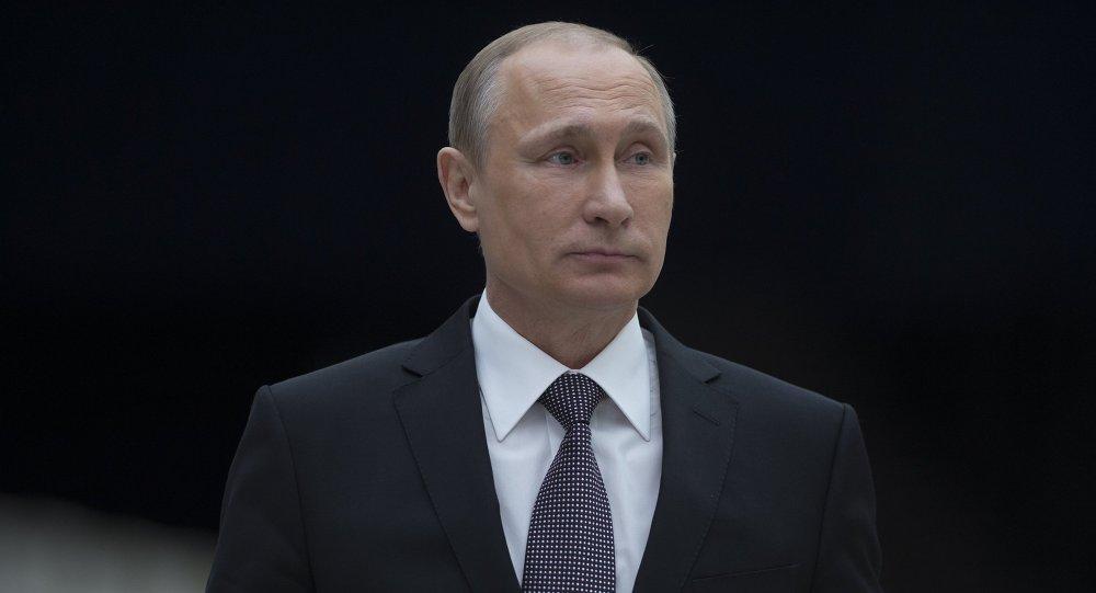 فلاديمير بوتين، رئيس روسيا