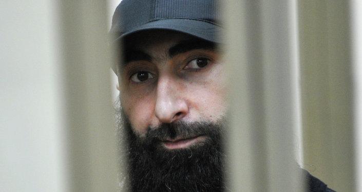 محاكمة علي تازييف المتهم بالإرهاب من تنظيم إمارة القوقاز