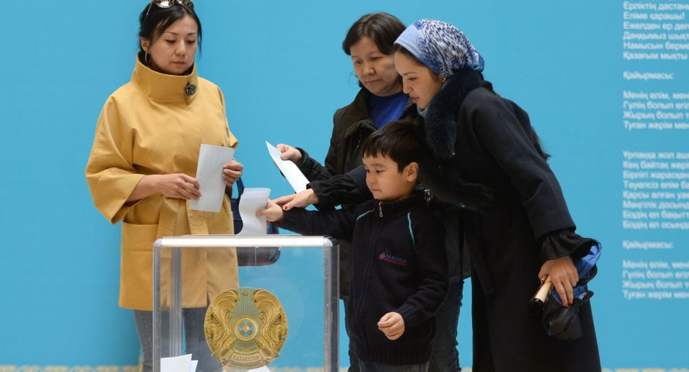 انتخابات رئاسة جمهورية كازاخستان