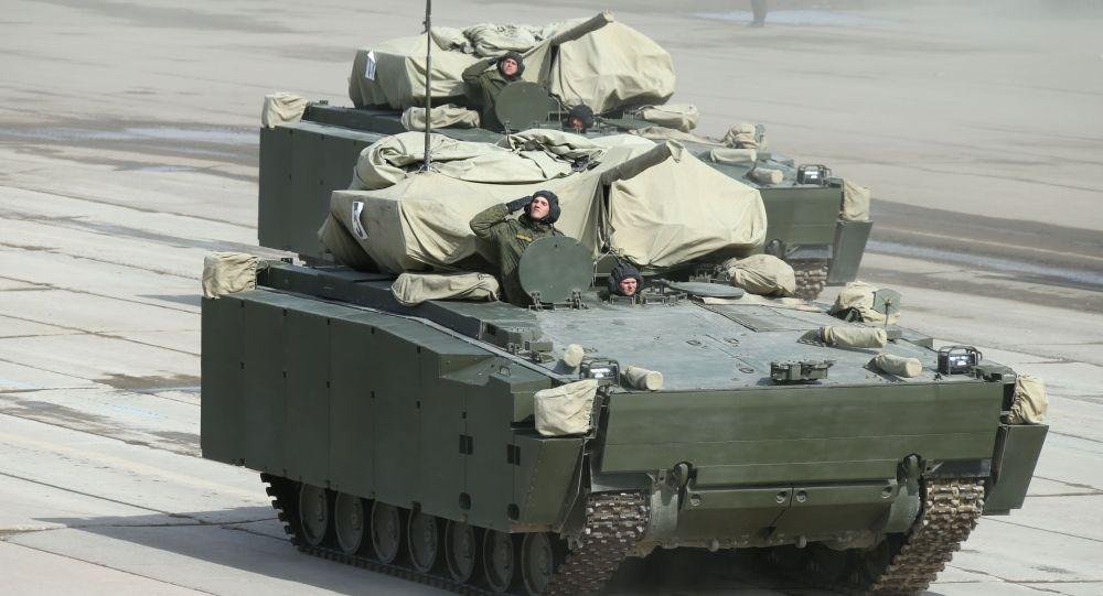مدرعات كورغانيتس-25