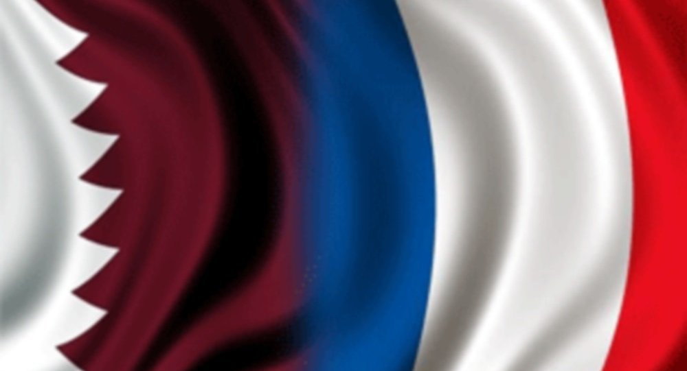 قطر وفرنسا