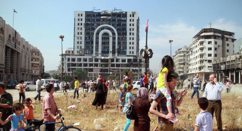 محافظ حمص يؤكد فتح معبر جوسيه الحدودي مع لبنان بعد أسبوعين