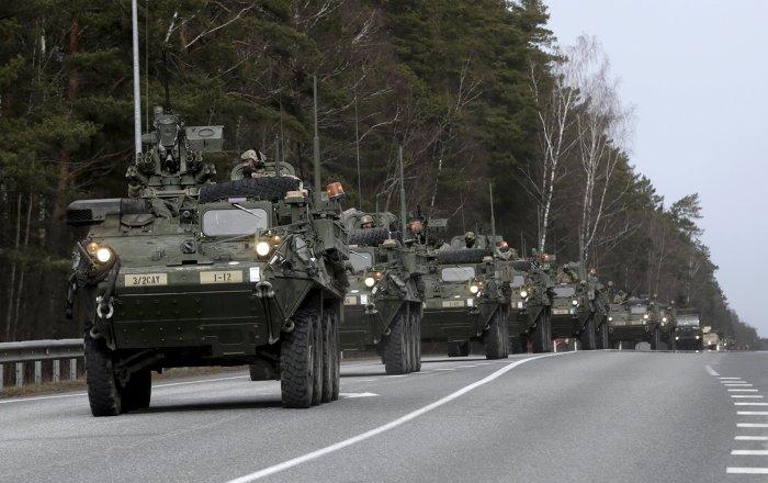"""""""فوربس"""" تتوقع فوز روسيا على الناتو في أقل من  60 ساعة"""