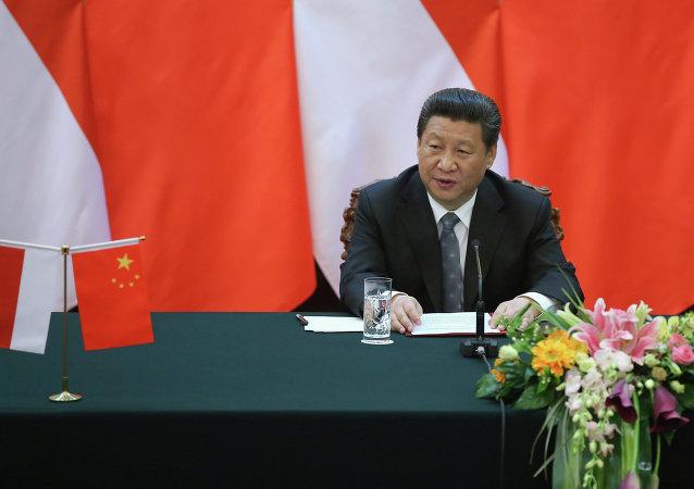 الرئيس الصيني