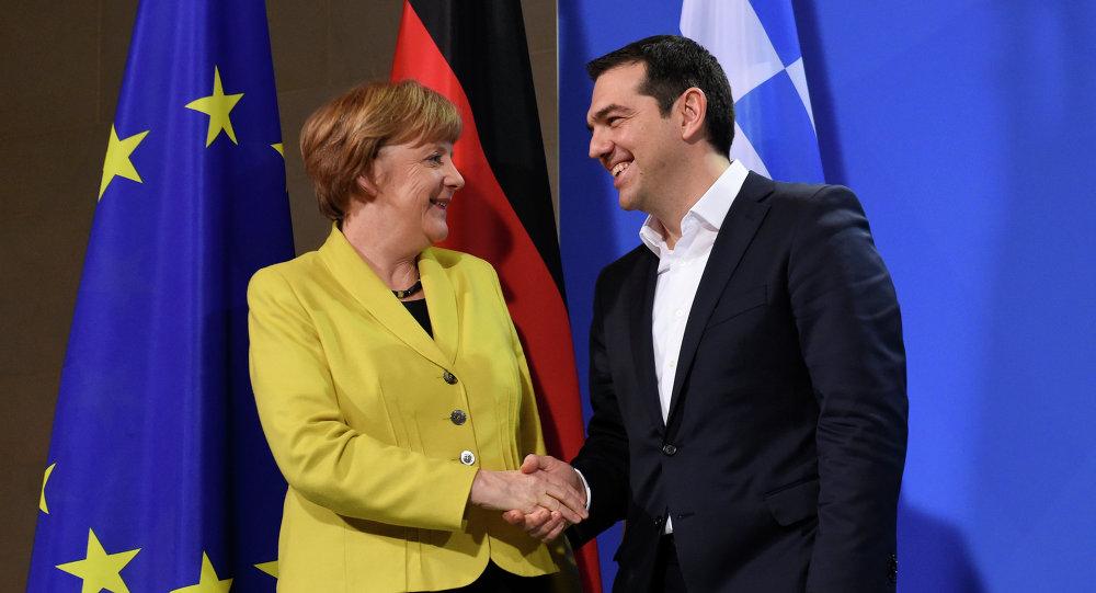 اليونان وألمانيا