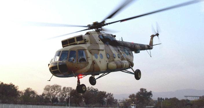مروحية مي - 17 الباكستانية