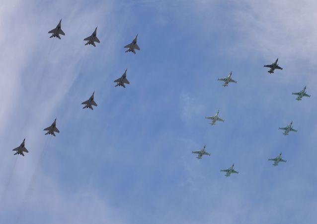 العرض العسكري بمناسبة الذكرى الـ70 لعيد النصر