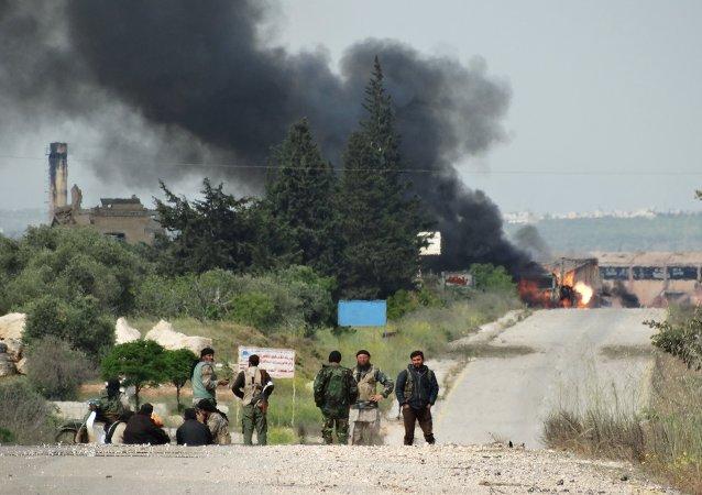 التفجيرات  الإرهابية فى سوريا