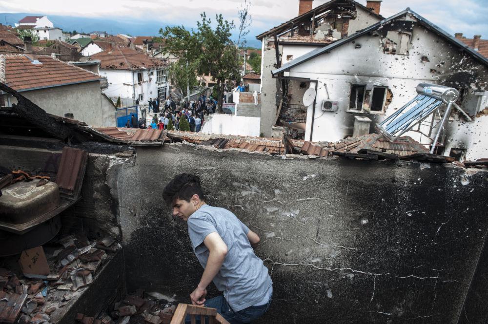 أحداث مقدونيا